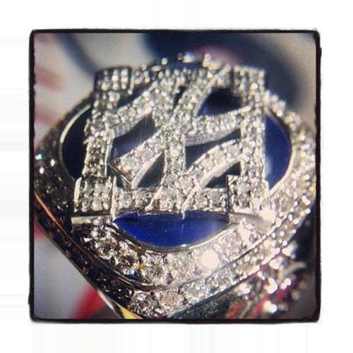 Yankee Ring Stone