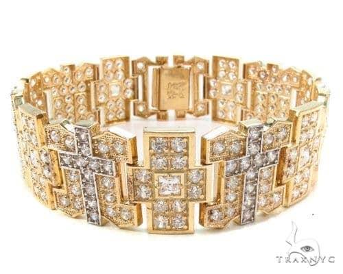 10k Gold Bracelet 36419 Gold