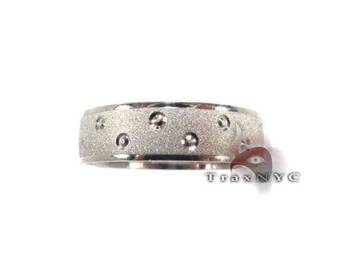 White Gold Sand Band 2 Style