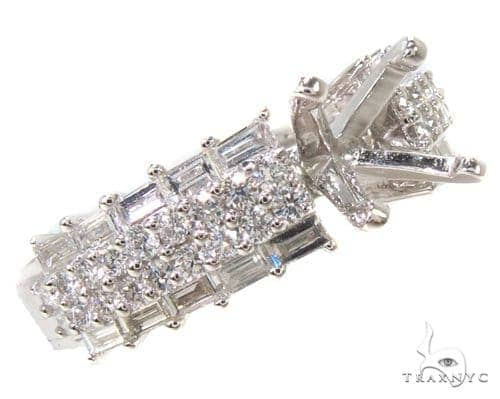 Prong Diamond Semi Mount Ring 36523 Engagement