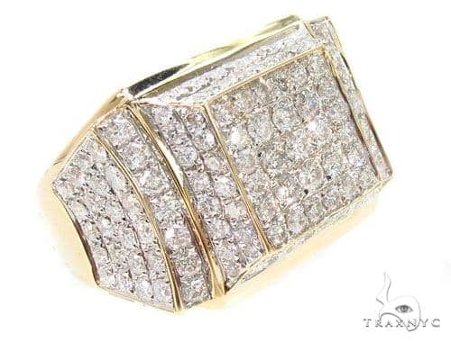 Prong Diamond Ring 36628 Stone