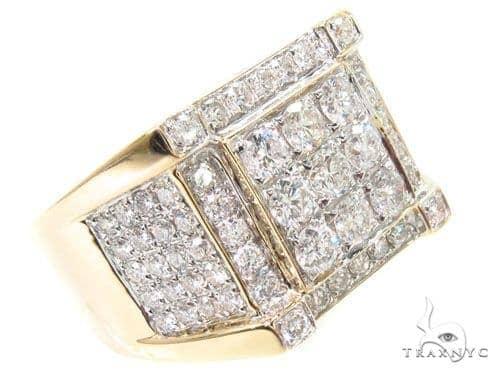 Prong Diamond Ring 36664 Stone