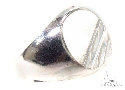 Silver Ring 36816 Metal