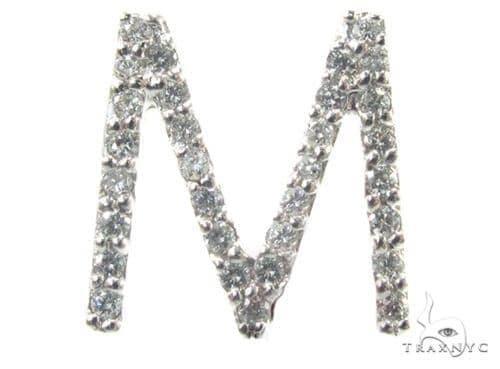 Frozen M Pendant 2 Metal