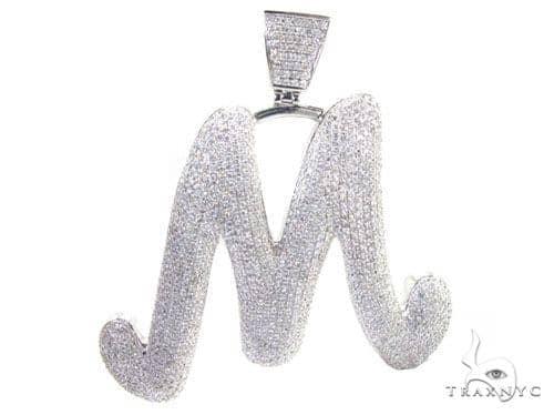 Letter M Metal