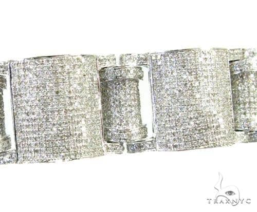 Mens Diamond Bracelets