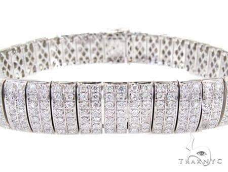 Mega Iced Hip Hop Bracelet Diamond