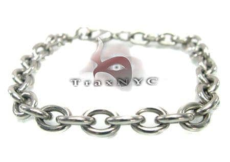 Loop Linked Bracelet 2 Stainless Steel
