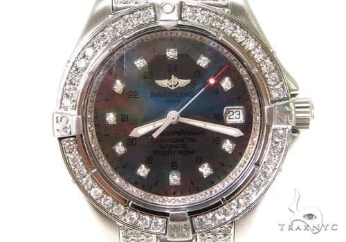 Breitling Superocean Diamond Watch Breitling