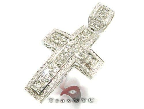 Liner Cross Diamond