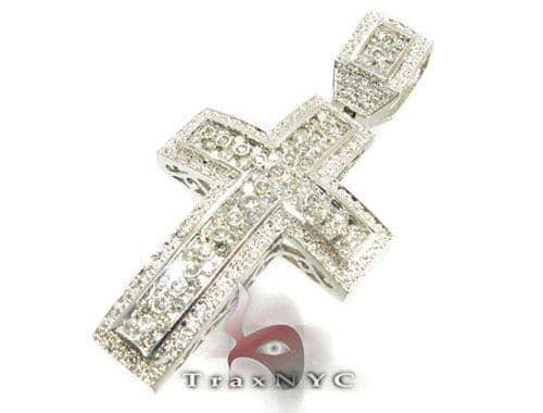 Liner Cross Diamond