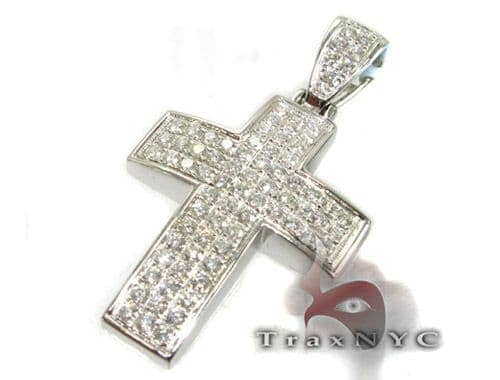 Pave Galaxy Cross Diamond