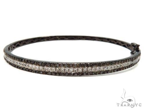 Prong Diamond Bangle Bracelet 37450 Bangle