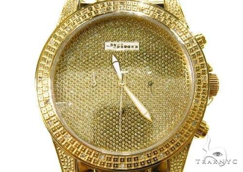 Prong Diamond Jojino Watch MJ-1122