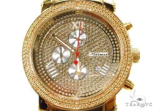 Prong Diamond Jojino Watch MJ-1100