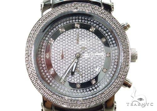 Prong Diamond Jojino Watch MJ-1101