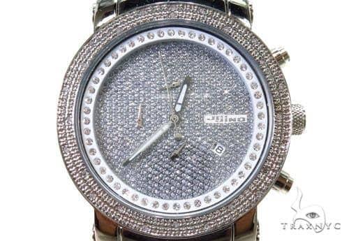 Prong Diamond Jojino Watch MJ-1105