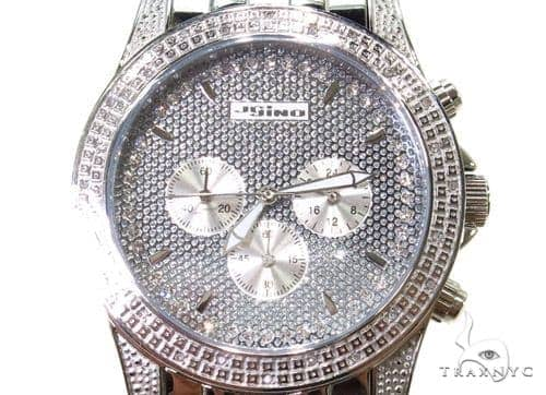 Prong Diamond Jojino Watch MJ-1121