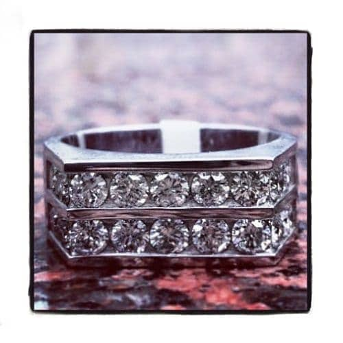 Majestic Trax Jewelry Ring Stone