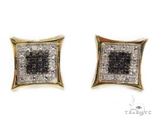 Prong Diamond Earrings 39509 Stone