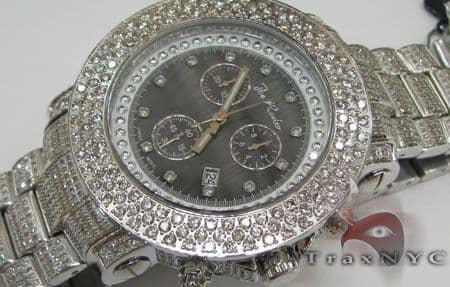 Joe Rodeo Junior Full Hip Hop Diamond Watches