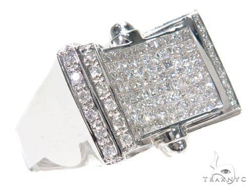 Prong Diamond Ring 40476 Stone