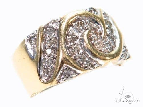 Prong Diamond Ring 40500 Anniversary/Fashion