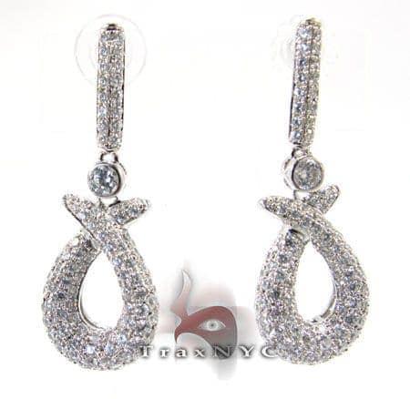 Tear Drop Earrings Hip Hop Earrings