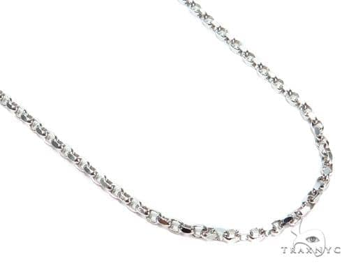 Cable Gold Necklace 18 Inches 2mm 6.6 Grams Gold