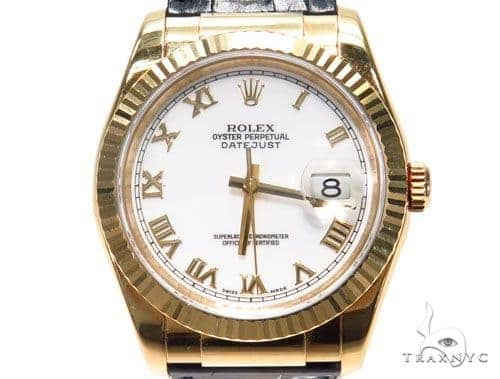 Rolex Datejust Yellow Gold 116138 40970