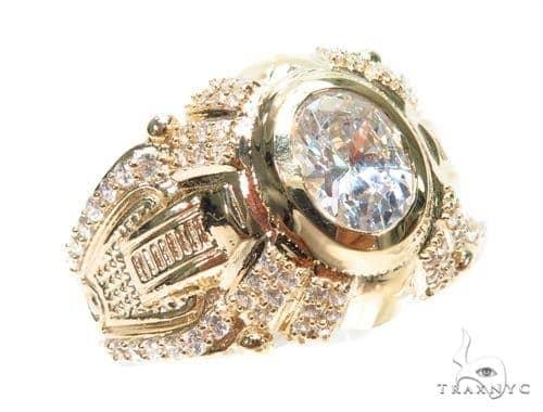 14k Yellow Gold Ring 41239 Metal