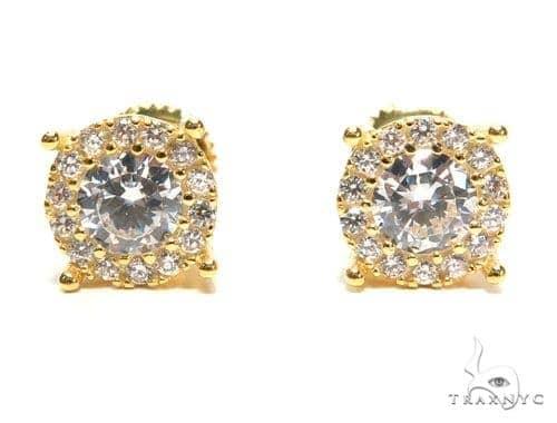 Sterling Silver Earrings 41303 Style