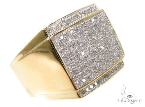 Prong Diamond Ring 41652 Stone