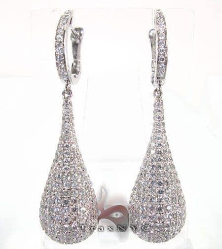 Tear Drop Earrings 3 Hip Hop Earrings