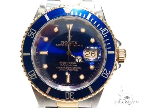 Pre-Owned Rolex Submariner Steel 116613LB