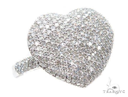 Heart Diamond Anniversary/Fashion Ring 41840 Anniversary/Fashion