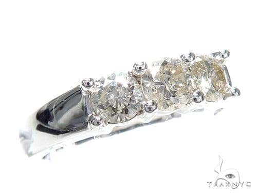 Prong Diamond Wedding Ring 42108 Wedding