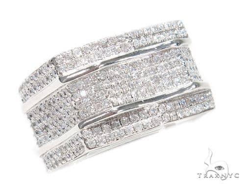 Prong Diamond Ring 42138 Stone