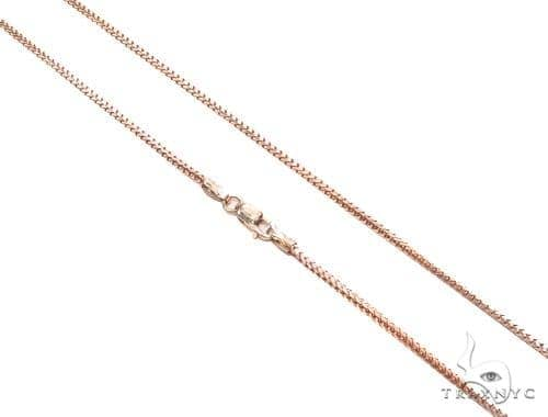 Franco Gold Chain 22 Inches 2mm 7.7 Grams 42521 Gold