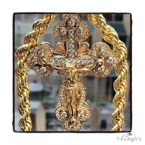 Diamond Christ The Savior Cross 42775 Diamond