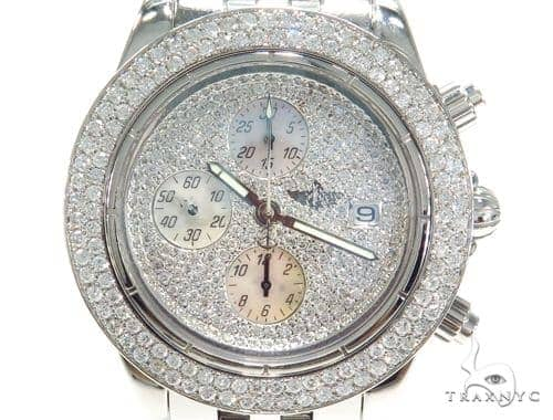 Breitling Crosswind Diamond Watch 42804 Breitling