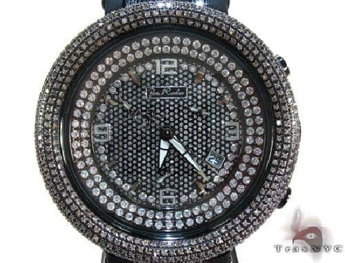 DISPLAY MODEL Joe Rodeo Master Diamond Bezel Watch JJM 70 43319 Joe Rodeo