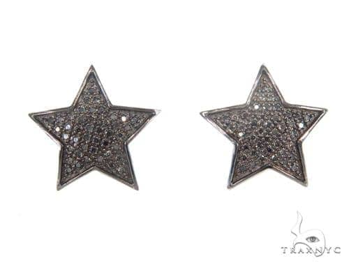 Prong Diamond Earrings 43913 Style
