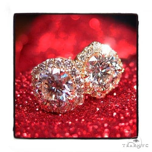 Jubilee Earrings 44407 Stone
