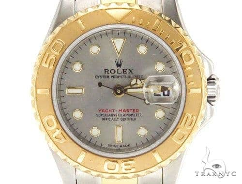 Rolex Yachtmaster Steel and Yellow Gold 169623