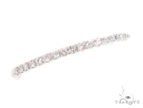 Prong Diamond White Gold Ring 44484 Anniversary/Fashion