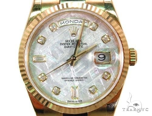Rolex Day-Date Yellow Gold 118238 44686