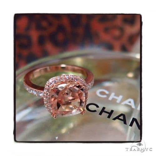Prong Diamond Gemstone Ring 44536 Anniversary/Fashion