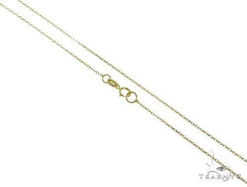 10k Yellow Gold Necklace 44834 Gold
