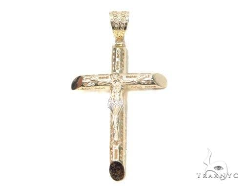 Crucifix Cross 44795 Gold